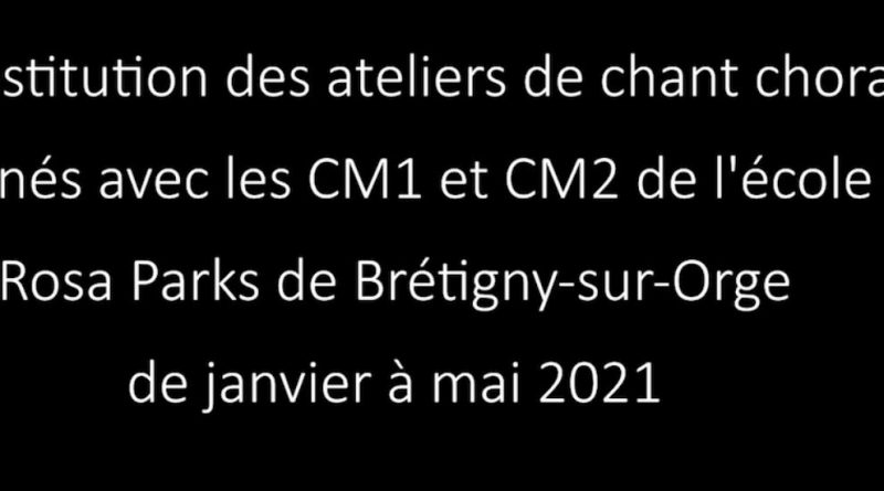 CM1 et CM1-CM2 : Chorale
